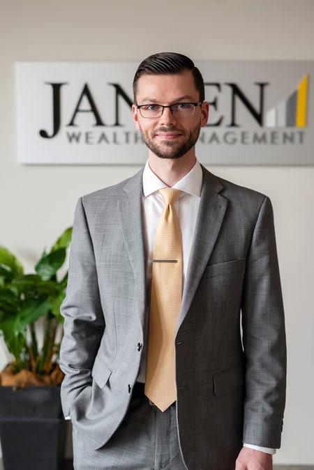 Jacob S. Jansen, AAMS®